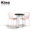 High quality Industrial style design dining chair, Metal frame dining room chair powder coating finished.
