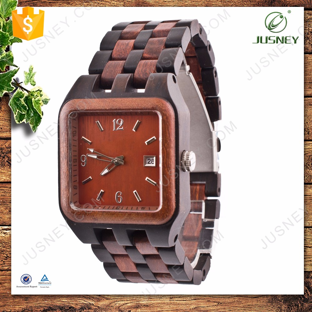 Wood watch women luxury brand geneva ladies quartz watch gifts ladies fancy geneva wrist man watch wooden
