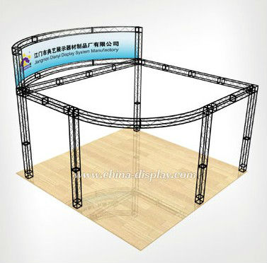 2013 New design, Hot sale, High quality 6x6m exhibition booth outdoor for trade shows or exhibitions
