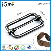 Bag Strap Adjustable Buckle Metal Tri-Glide Buckle