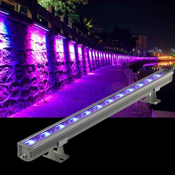 9w high power led par zoom stage light outdoor led decoration light