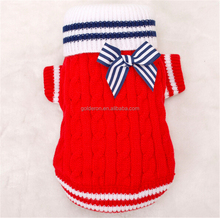 Factory price winter cloth for dogs pet sweater pet clothes and accessories for dogs and cats on special occations