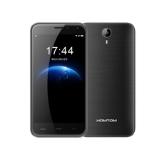 Homtom HT3 5.0 Inch Android 5.1 3G WCDMA MTK6580 Quad Core Mobile Phone homtom h3 smart phone