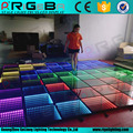 Amazing fashion cool 3d LED mirror dance floor light