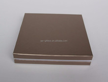 Promotional New Model Paper Box Black small jewelry paper box