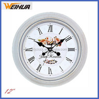 New design promotional antique wall clock