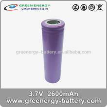 rechargeable cell solder recharged li ion batteries bluetooth battery 3.7v