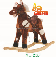 Music Plush Rocking Horse Various Designs Direct From Factory