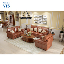 Competitive Price Leather Imported Exclusive Antique Wooden Sofa Sets In Karachi