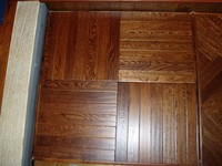 Best Factory Price Parquet Black Walnut Engineered Wood Flooring