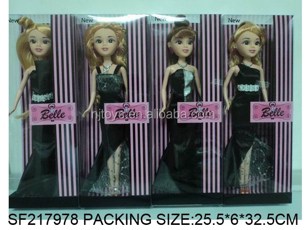 NEW ARRIVAL--FASHION BARBIE.FASHION DOLL.BARBIE WITH LONG DRESS.SF217978
