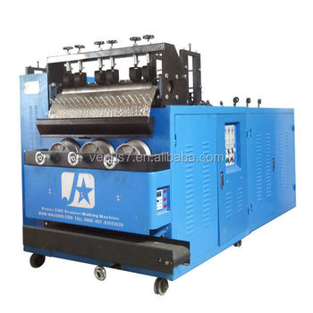 JX-A6 Household Kitchen Good Quality Scourer Scrubber Making Machine to make copper spiral