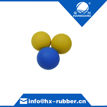 china high quality wearable rubber sport ball manufacturers