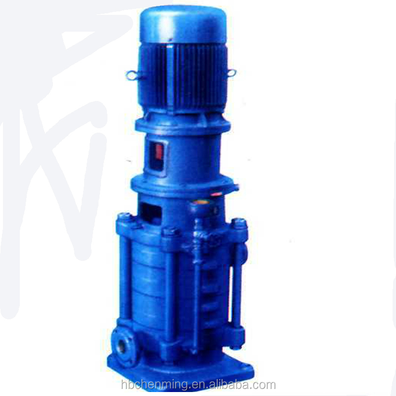 CMDL industrial high efficiency Inline vertical multistage pump