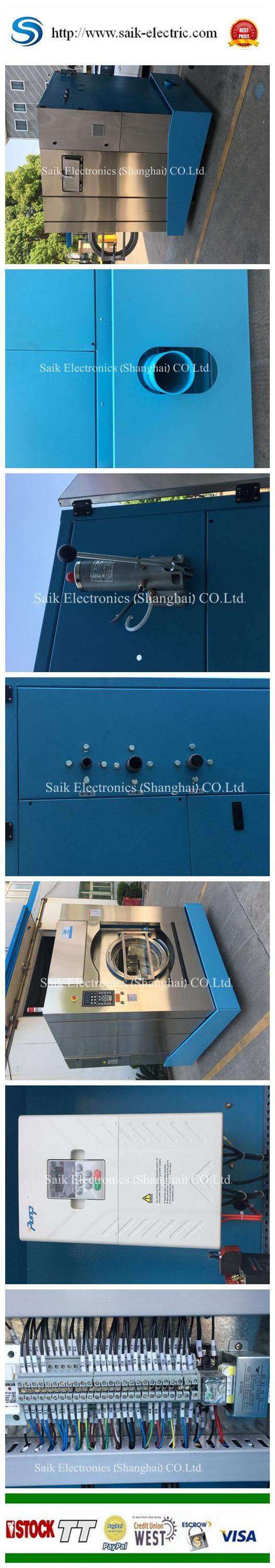 Full automatic commercial dryer GZZ/GZD-50 with ex-work price