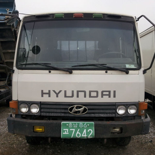 Used Hyundai 5T Cargo Truck