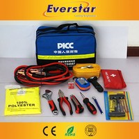 Traffic Accident Emergency Car Safety Body Kits with Jumper Booster Cable