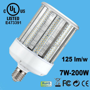Canopy Light Halogen Replacement 500W E39 E40 E27 E26 Socket Corn Led Light 150W