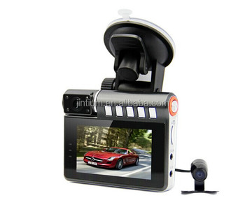 2014 new arrival HD dual lens car dvr X20