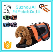 Wholesale Soft Sided Dog Carrier Pet Travel Portable Bag for Dog