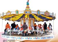 Luxurious JMQ-K135B antique carousel for sale, carousel for sale,royal carousel