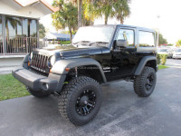 USED CARS - JEEP WRANGLER SPORT EXTREME OFF-ROAD - DEMO VEHICLE (RHD 819487)