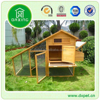 DXH007 Best Quality Wholesale Chicken Coops With Wire Fence Pet Cages,Carriers & Houses