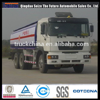 China truck price Shacman F2000 fuel truck dimensions