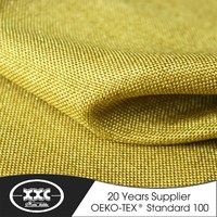 2015 The factory production linen curtain fabric