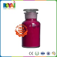 Royai Colors free sample cheap rorganic pure color pigment supply fom China manufacturer