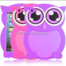 Animal Design Kids Shockproof Silicone Case for IPad mini Waterproof Monkey Silicone Tablet Case