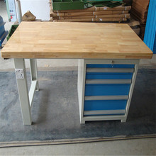 Industrial Durable Workbench with Drawers