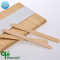 Grade A high quality wooden coffee stirrer with different sizes