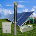 Agriculture Solar Water Pump System 150M Head