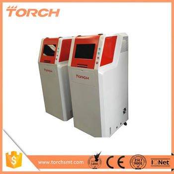 TORCH (RS110/RS160/RS220) New upgraded high precision RS Series vacuum reflow oven