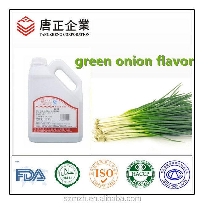 Seasoning Raw Material Green Onion Flavor In Food Additives