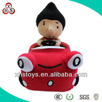 2014 Custom New Year GiftToy Hot Sale Plush Toys For Gifted Toddlers
