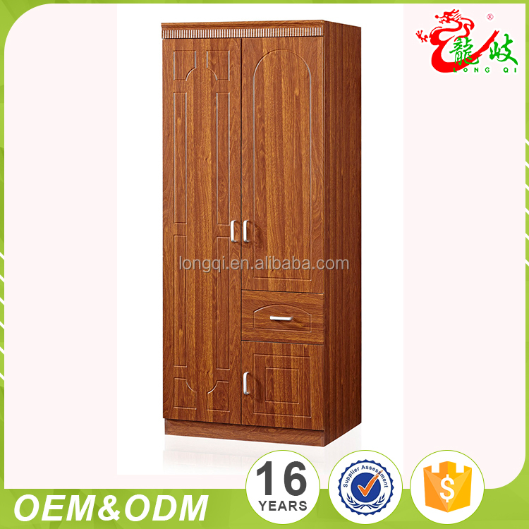 Longqi Professional Supplier Newest Design Cheap Portable Wooden Clothes Wardrobe Closet Organizers