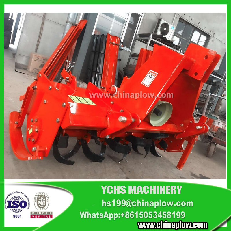 Tractor Tiller Product : Agricultural machine rotovator tractor rotary tiller