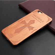 mobile phone accessories,cherry wood+tpu Phone Case for iPhone 8 cover