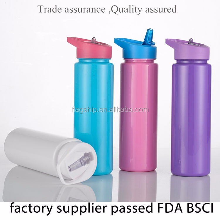 600ml kids hot sale plastic water bottle caps shaker with spray