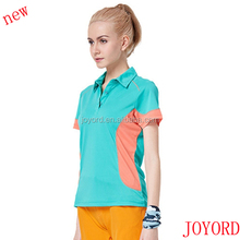 running sports clothes casual shirt design sports shirt quick dry