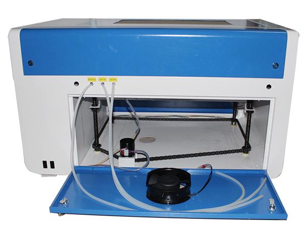 Co2 3D artisanat du bois Machine de découpe Laser de gravure prix bonne Machines de gravure de