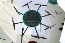 Long range RC Agriculture solar drone professional octocopter DSH Pterosaur From Shenzhen UAV China manufacturer