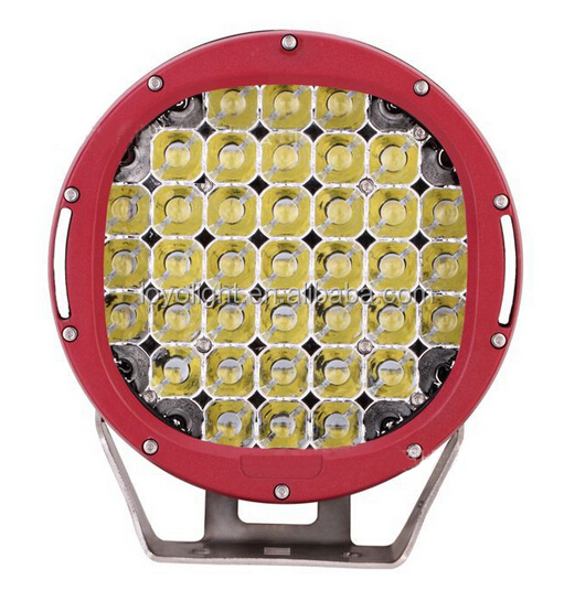 Car Accessories 10inch Round 4x4 offroad 225W Led Work Light 225 watt work lamp