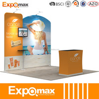 Portable Trade Show Display Tension Fabric