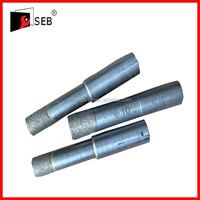 long life time sintered core drill bits
