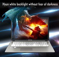 DJS TECH laptop computer 17 inch core i7 Gaming Laptop 8GB RAM 500GB HDD Win10