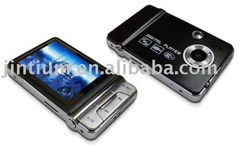 MP4 Player 2.4 inch TFT Screen 1.3MP Camera supports 8GB Memory