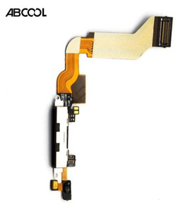 Brand New Charging Port Dock Charger Flex Cable Replacement For Iphone 4S Repair Parts